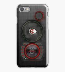 SPEAKER IPHONE CASE 3a (Blur) iPhone Case/Skin
