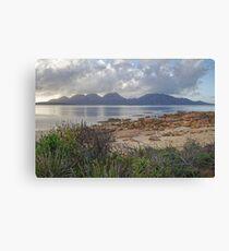 Morning Hazards - Freycinet Peninsula, Tasmania Canvas Print