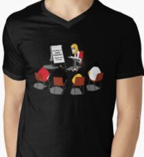 Anger Management Men's V-Neck T-Shirt