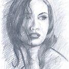 NEIGHBOR GIRL by jovica
