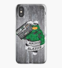 Master Blaster iPhone Case/Skin