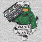 Master Blaster by D4N13L