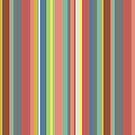 Hippy stripes by Morag Anderson