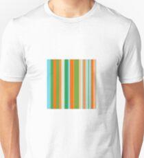 Beach stripes Unisex T-Shirt