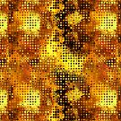 Molten Gold Grid by SpiceTree