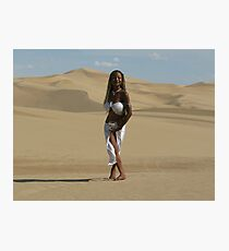 Dunes Day the Sequel Photographic Print