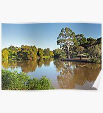Coburg Lake Poster