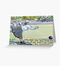 Bowls II Greeting Card