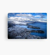 Queenstown  Canvas Print