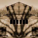Shadow Barn by Tim Wright