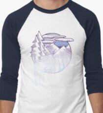 Rocky Mountain Way Men's Baseball ¾ T-Shirt