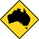 Caution Australia by Rupert Russell