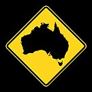 Caution Australia by Rupert Russell