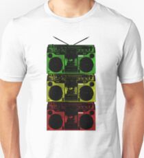 Noise, Noise, Noise Unisex T-Shirt