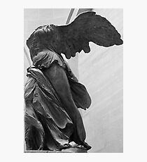 Winged Nike Photographic Print
