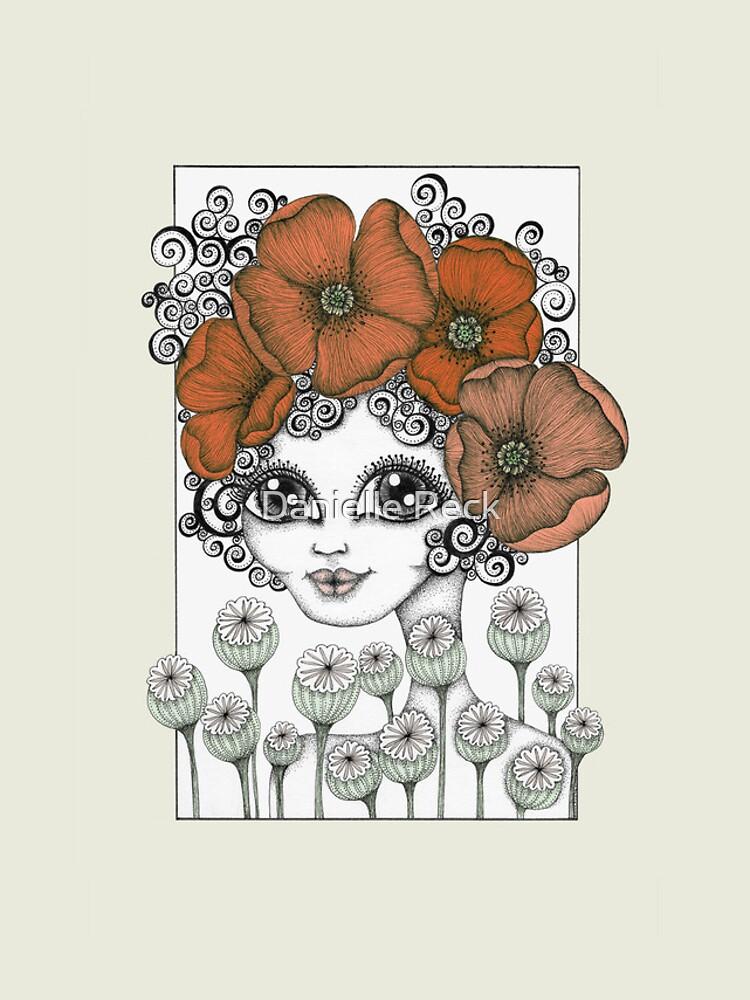 Charming Poppy by Reck76