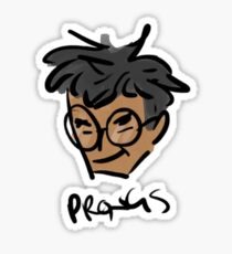 marauder prongs Sticker