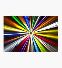 Colorful Eclipse 2 Photographic Print