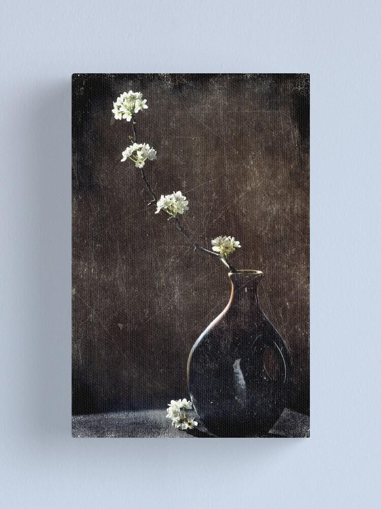 Alternate view of Poiriers dans Ombre et Lumière Canvas Print