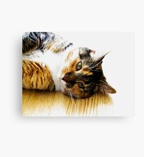 She Loves Me Canvas Print