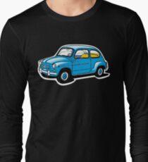 fiat 600 Long Sleeve T-Shirt