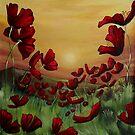 Poppy Enlightenment by Cherie Roe Dirksen