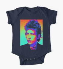Bob Dylan Psychedelic One Piece - Short Sleeve