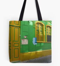 Maybe BLUE this time?... Tote Bag