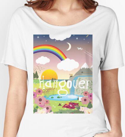 Hangover Women's Relaxed Fit T-Shirt