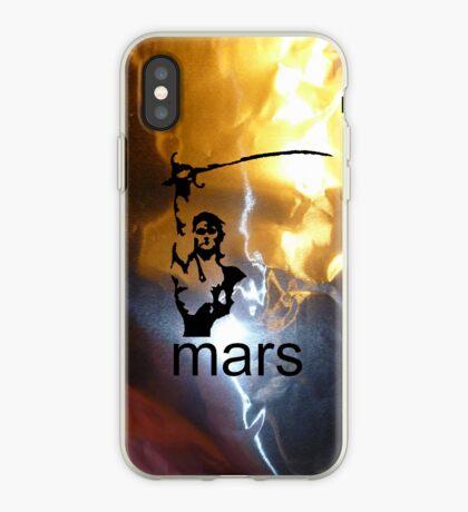 John Carter of Mars iphone metallic iPhone Case