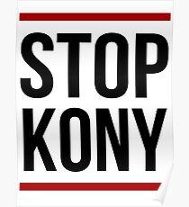 Stop Kony Poster - Kony 2012 - Joseph Kony Poster