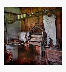 The Laundry ~ Monte Cristo, Junee NSW Photographic Print