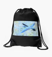 Goose & Gander In Flight Drawstring Bag