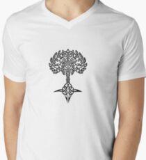 Celtic Tree - Black T-Shirt