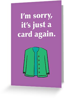 Card Again by samedog