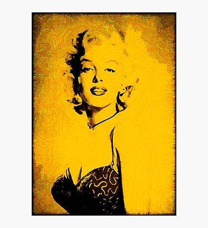 Marilyn © Photographic Print