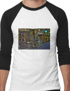 Degraves St 13 Men's Baseball ¾ T-Shirt