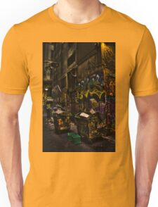 Degraves St 02 Unisex T-Shirt