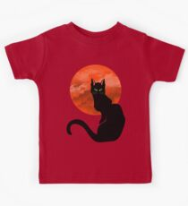 RED MOON CAT Kids Clothes