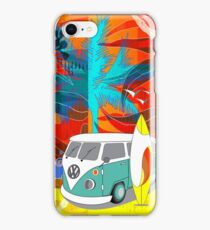 PalmTrees Gumleaves and Combi 3 iPhone Case/Skin