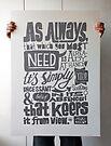 As Always... by Steve Leadbeater