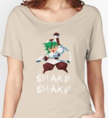 Liteyears Ahead in Mischief Making Women's Relaxed Fit T-Shirt