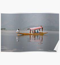 Dal lake, Srinagar Poster