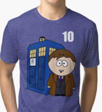 10th doctor Tri-blend T-Shirt