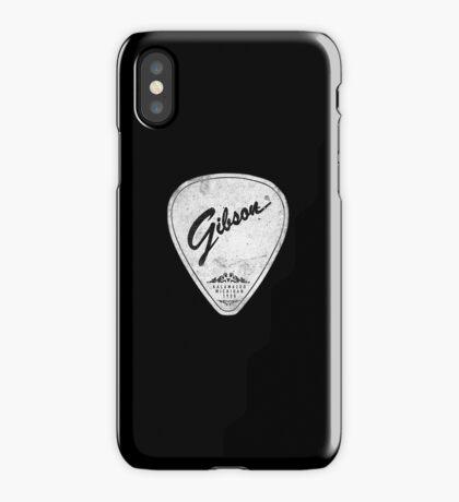Legendary Guitar Pick Mashup Version 01 iPhone Case/Skin