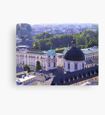 Europe, Austria, Salzburg Canvas Print