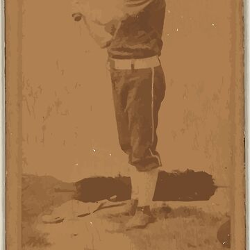 Benjamin K Edwards Collection Thos Dolan St Louis Browns baseball card portrait by wetdryvac