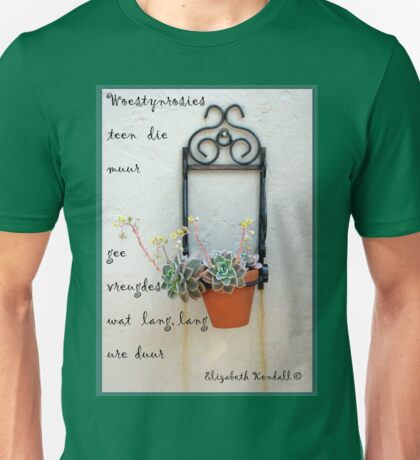 Woestynrooswoorde T-Shirt