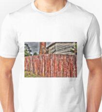 Berrima fence. T-Shirt