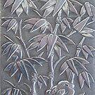 silver bamboo by jashumbert